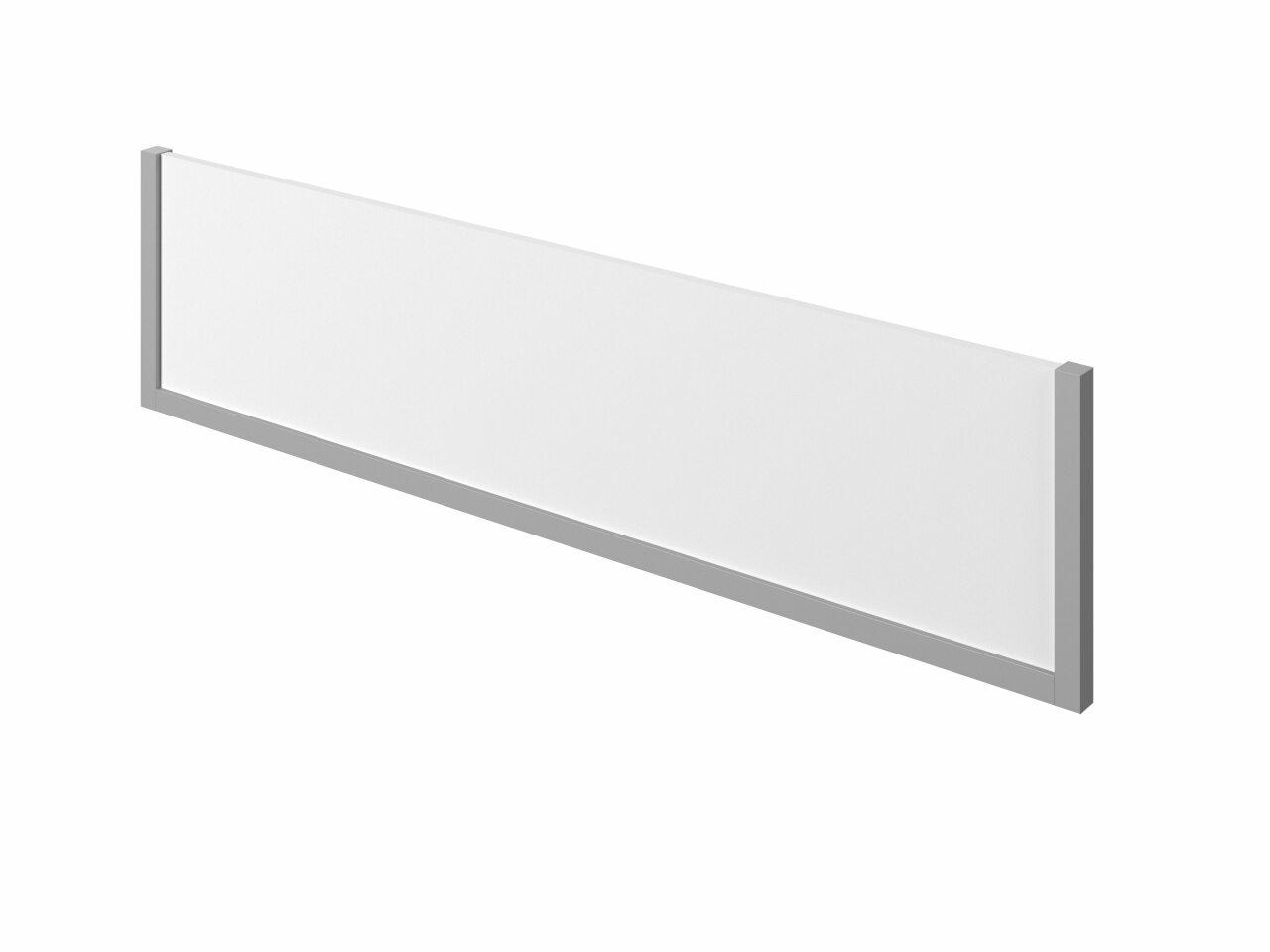 Экран ЛДСП с декоративными элементам  Public Comfort 150x4x37 - фото 6