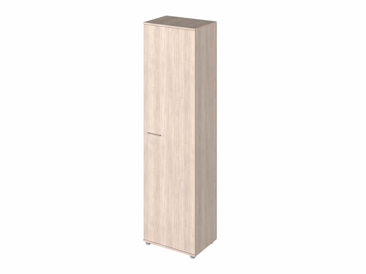 Шкаф для документов высокий узкий - фото 4