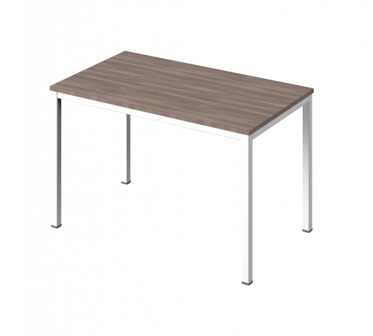 Стол на металлокаркасе без заглушек кабель-канала - фото 3