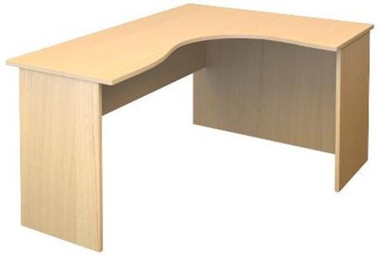Стол компактный правый  Арго 160x120x76 - фото 7