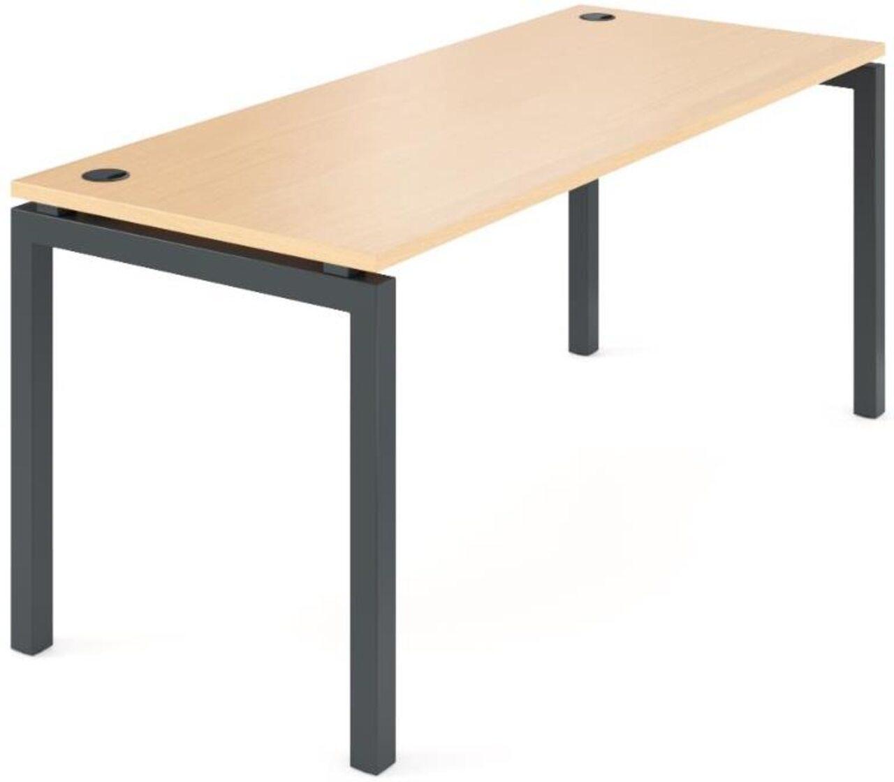 Стол рабочий на металлокаркасе  Арго 180x73x76 - фото 7