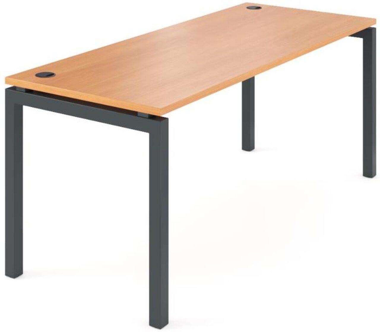 Стол рабочий на металлокаркасе  Арго 180x73x76 - фото 2