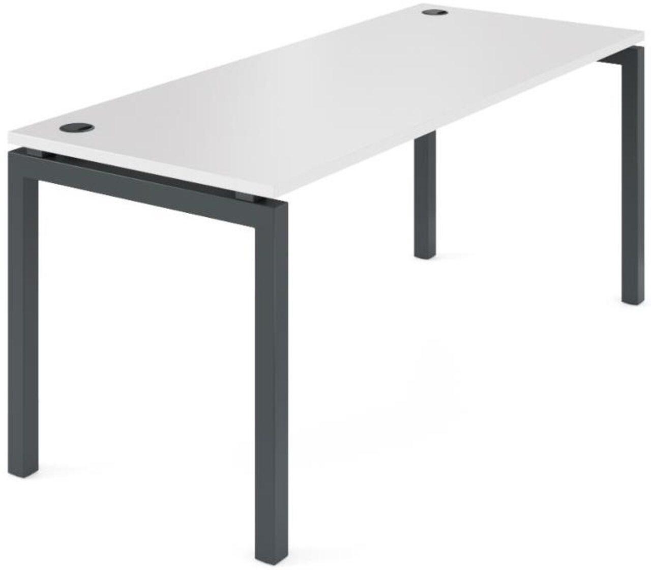 Стол рабочий на металлокаркасе  Арго 180x73x76 - фото 4