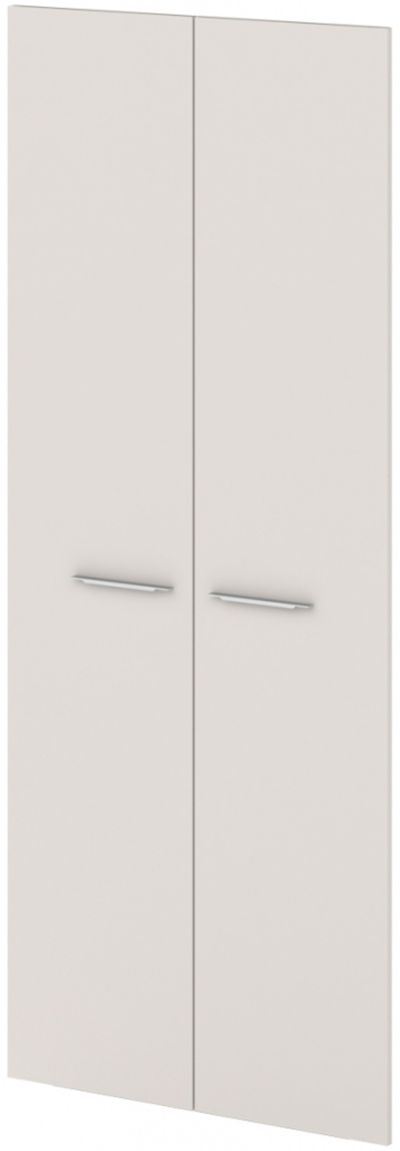 Двери ЛДСП высокие  Grandeza 2x90x221 - фото 6