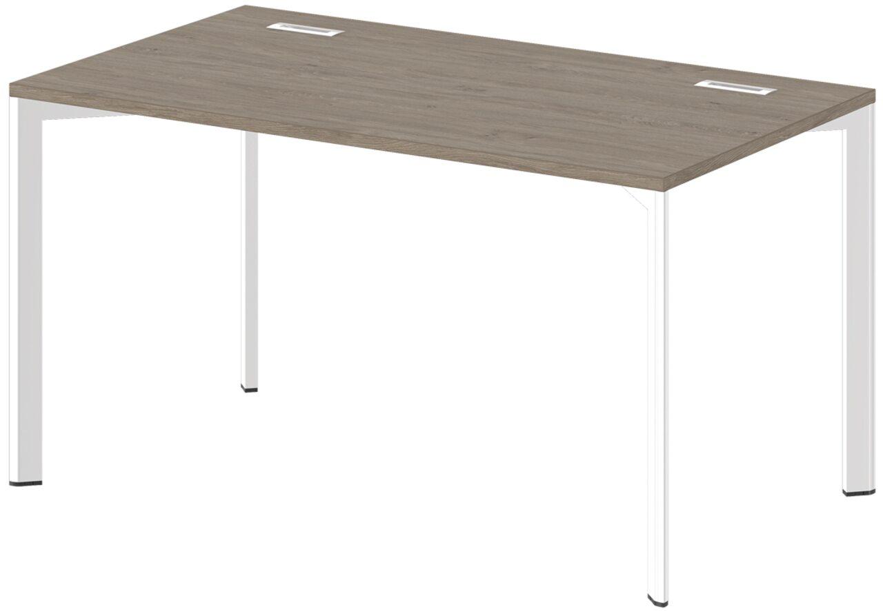 Стол на металлокаркасе  Grandeza 160x80x75 - фото 3