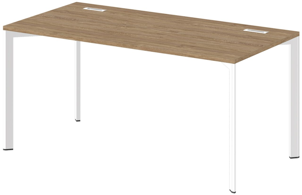 Стол на металлокаркасе  Grandeza 160x80x75 - фото 2