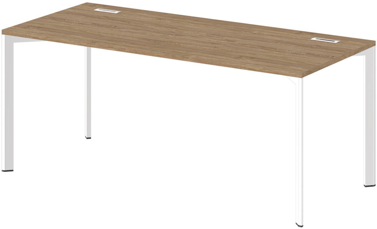 Стол на металлокаркасе  Grandeza 80x180x75 - фото 5
