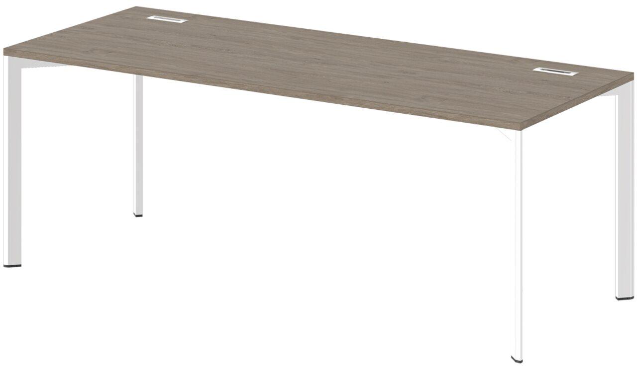 Стол на металлокаркасе - фото 6