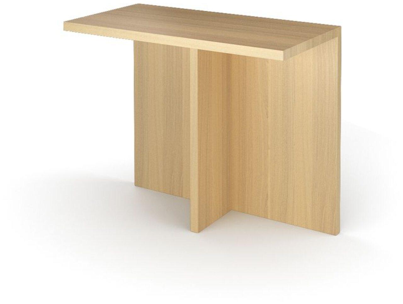 Окончание стола заседаний Акцент 135x90x75 - фото 5