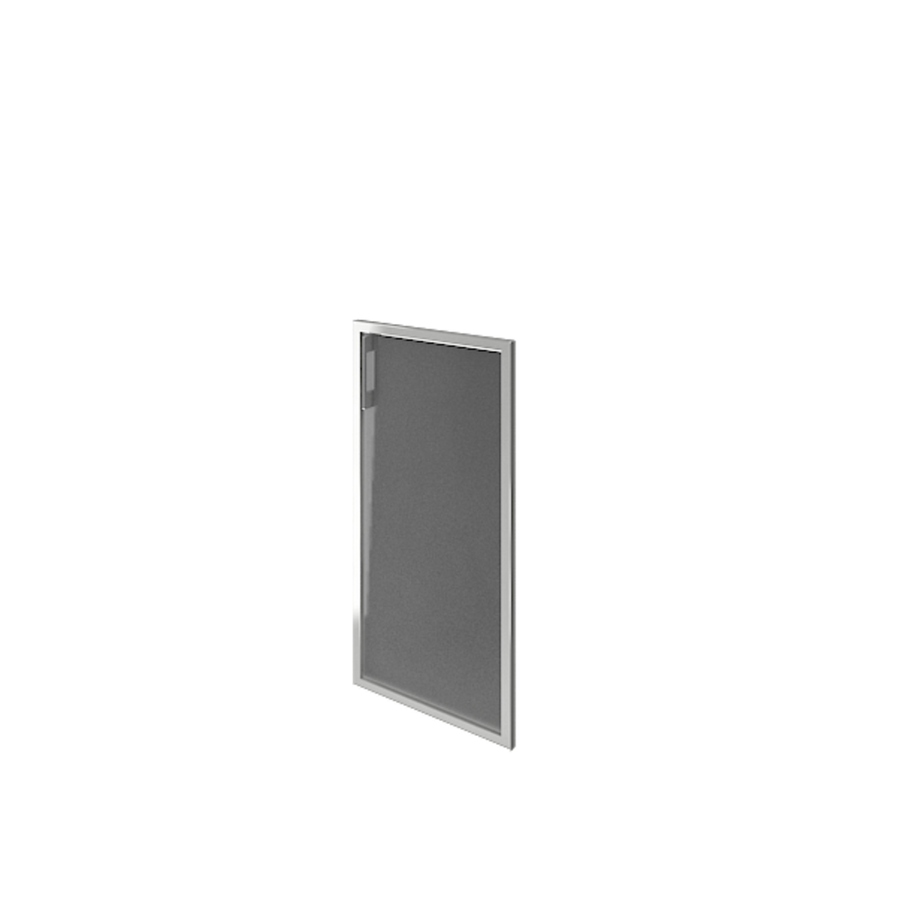 Дверь стекло в раме низкое правая - фото 4