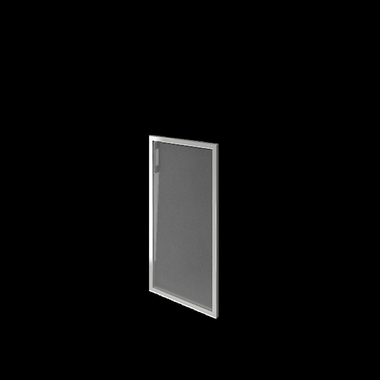 Дверь стекло в раме низкое правая - фото 2