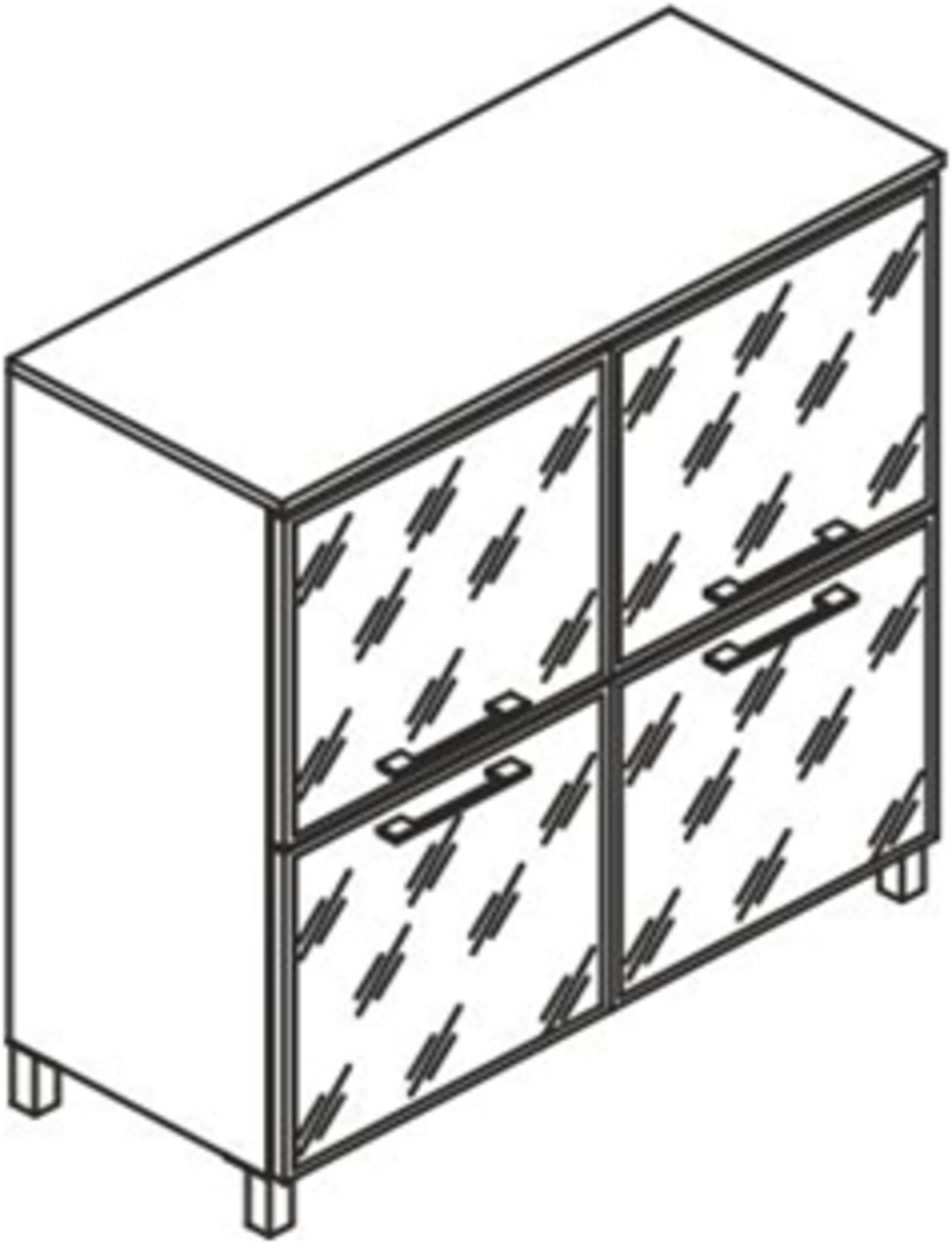 Стеллаж квадратный - фото 2