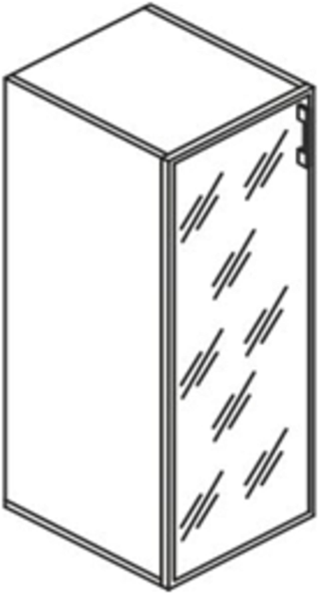 Стеллаж средний узкий - фото 2