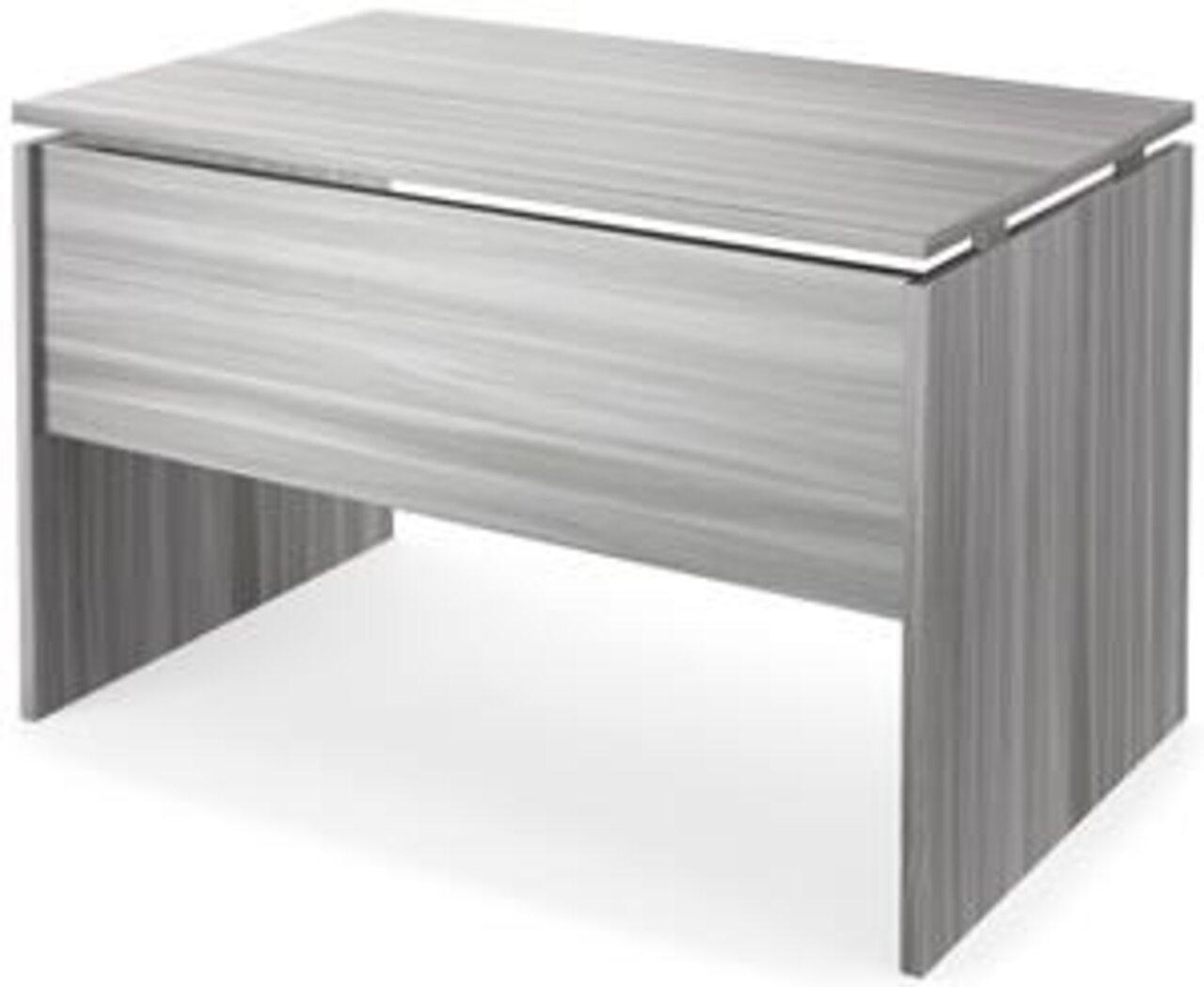 Стол приставной Аргентум 60x120x73 - фото 5