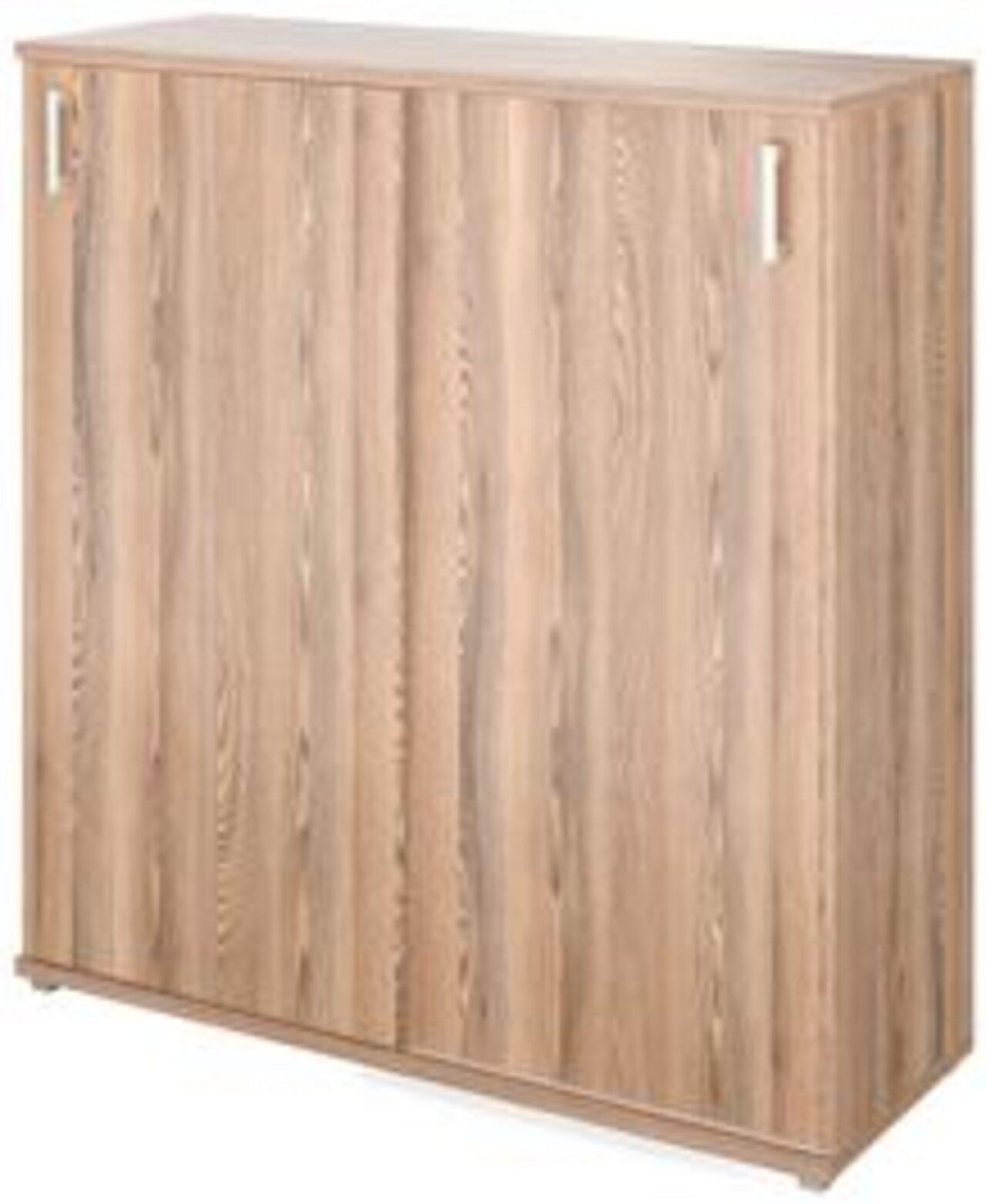 Стеллаж с раздвижными дверями - фото 4