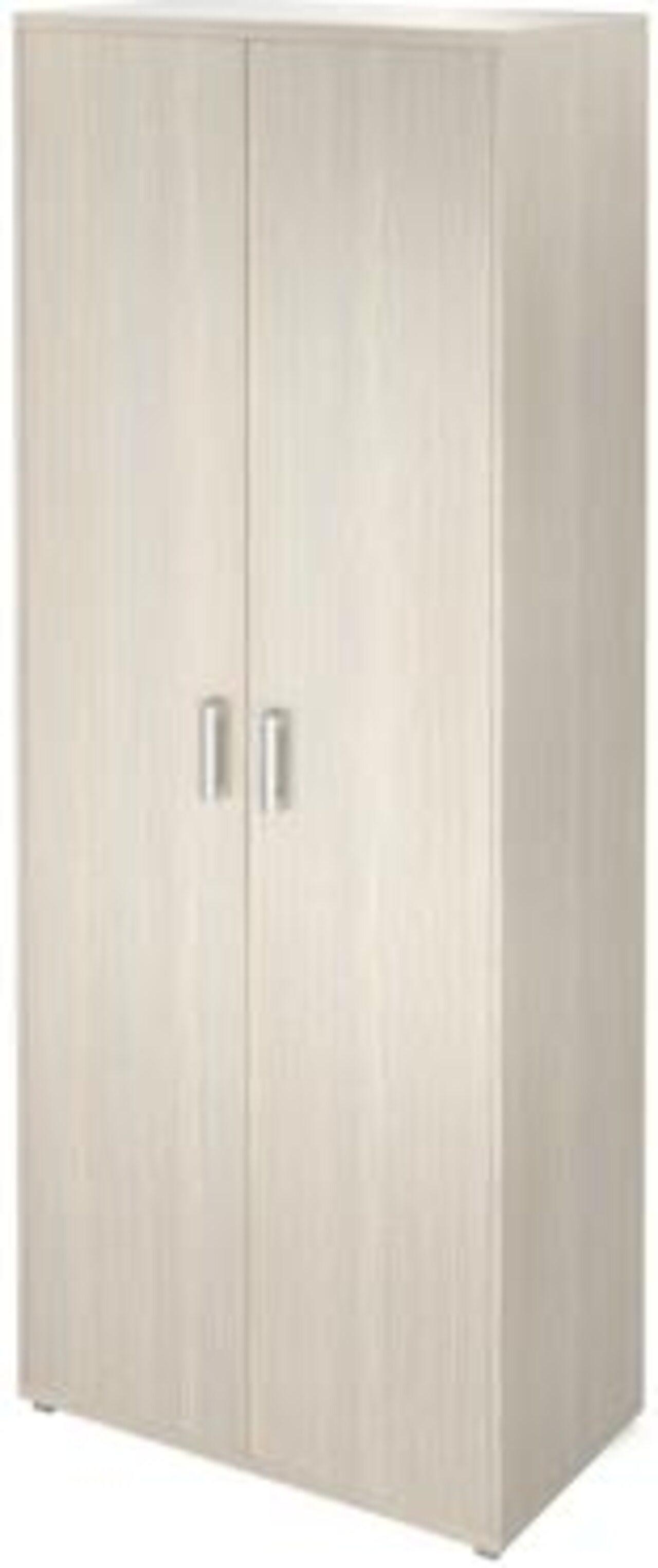 Шкаф для одежды  Аргентум 90x45x205 - фото 6