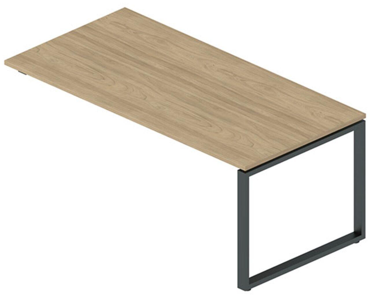 Стол с укороченной опорой под тумбу  Rio Direct 180x90x75 - фото 3