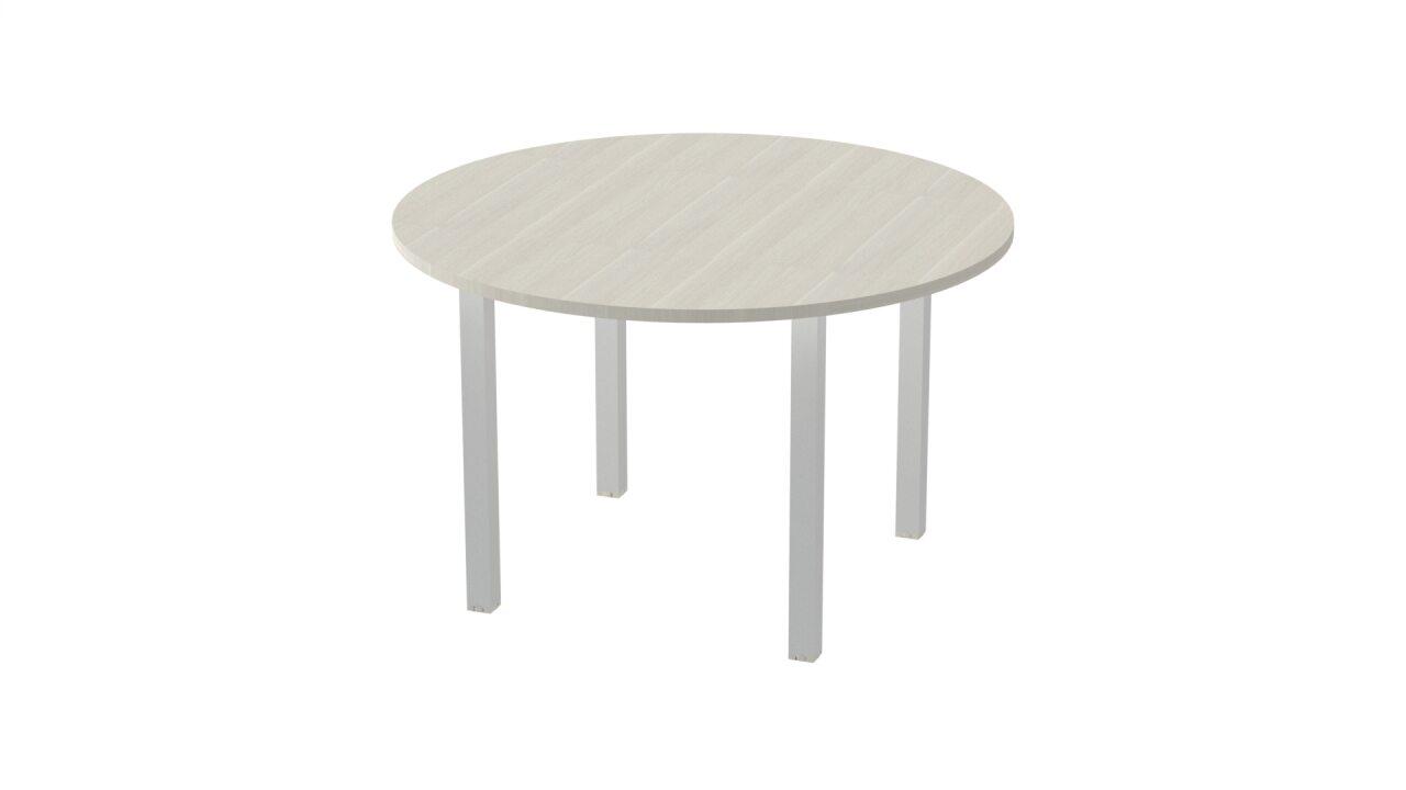 Стол на металлокаркасе - фото 3