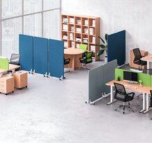Офисные перегородки SOFToffice