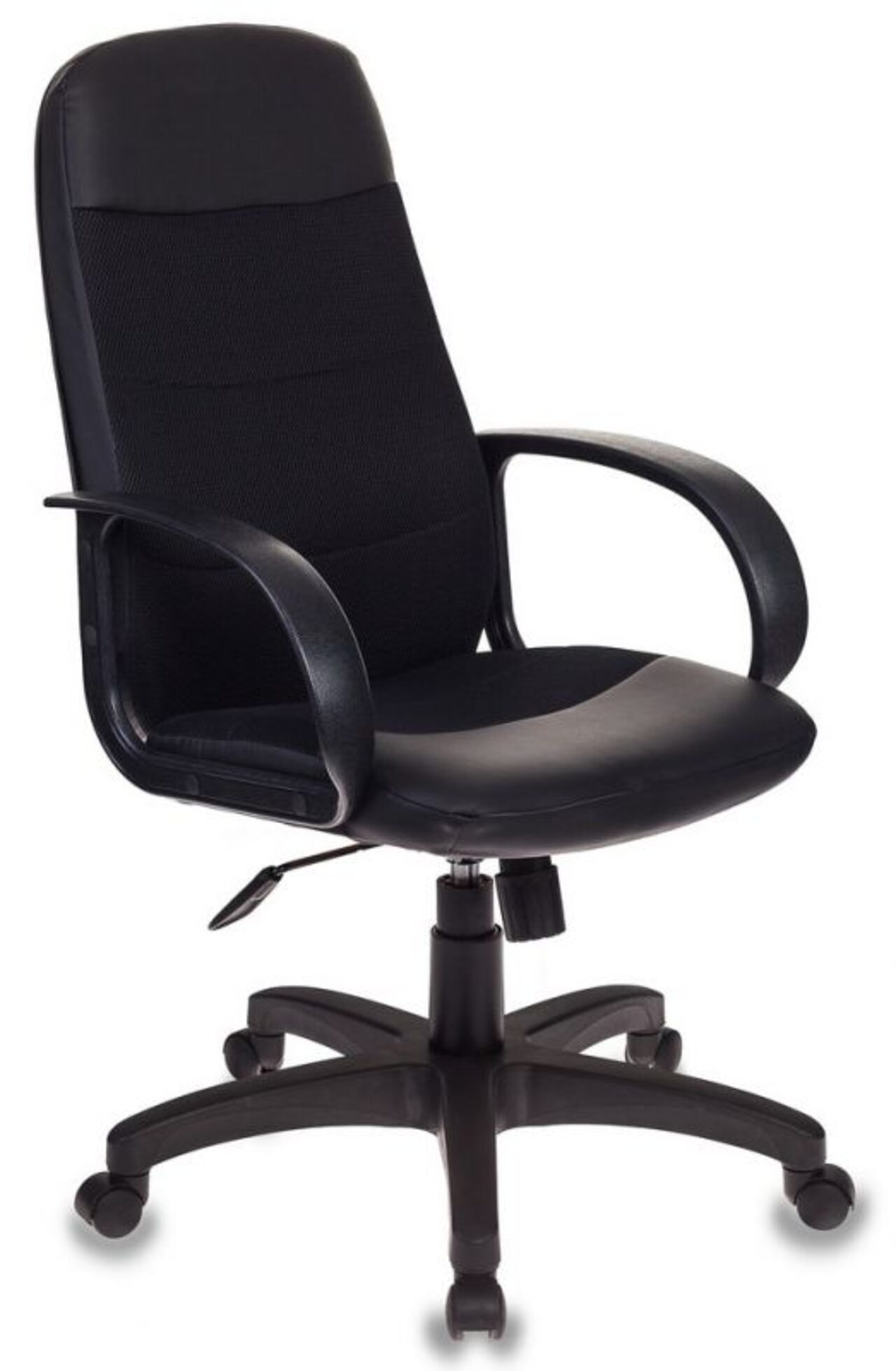 Кресло руководителя CH-808AXSN/LBL+TW-11 - фото 1