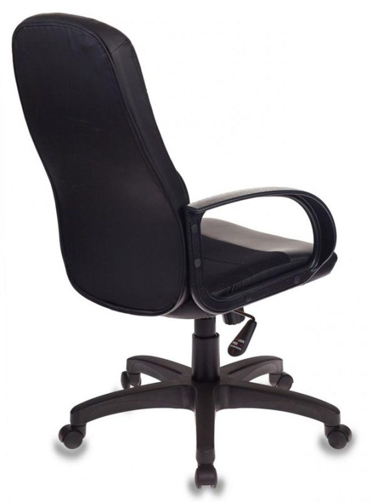 Кресло руководителя CH-808AXSN/LBL+TW-11 - фото 4