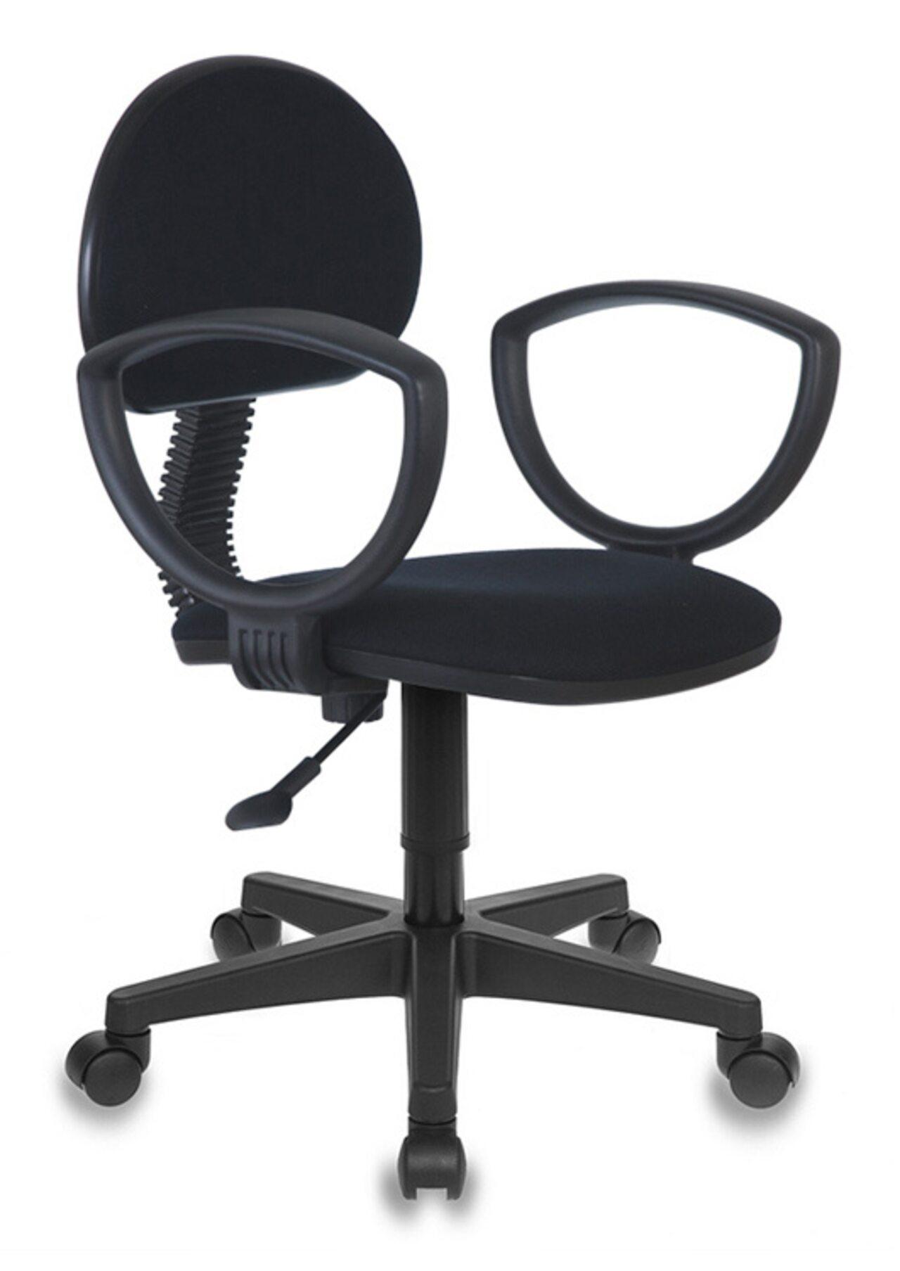 Кресло для персонала CH-213AXN/B - фото 1
