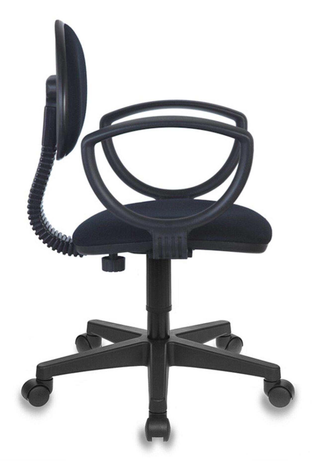 Кресло для персонала CH-213AXN/B - фото 2
