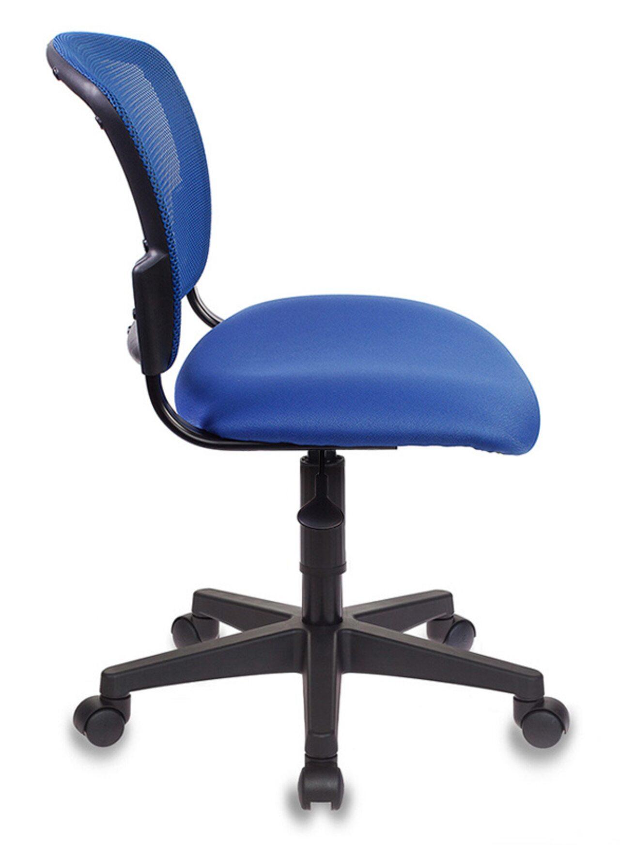 Кресло для персонала CH-296/BL/15-10 - фото 2