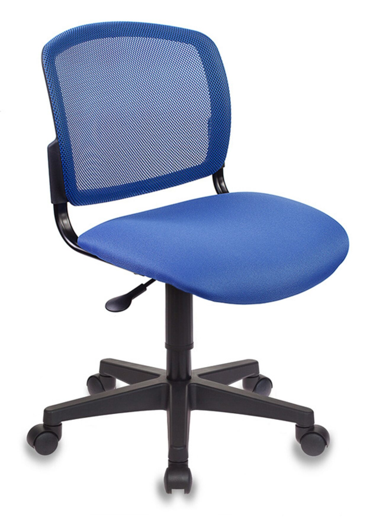 Кресло для персонала CH-296/BL/15-10 - фото 1
