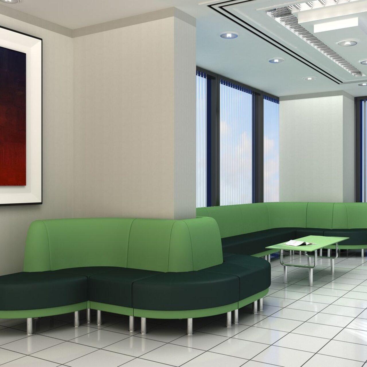 Мягкая офисная мебель Снейк - фото 1