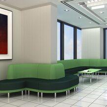 Мягкая офисная мебель Снейк