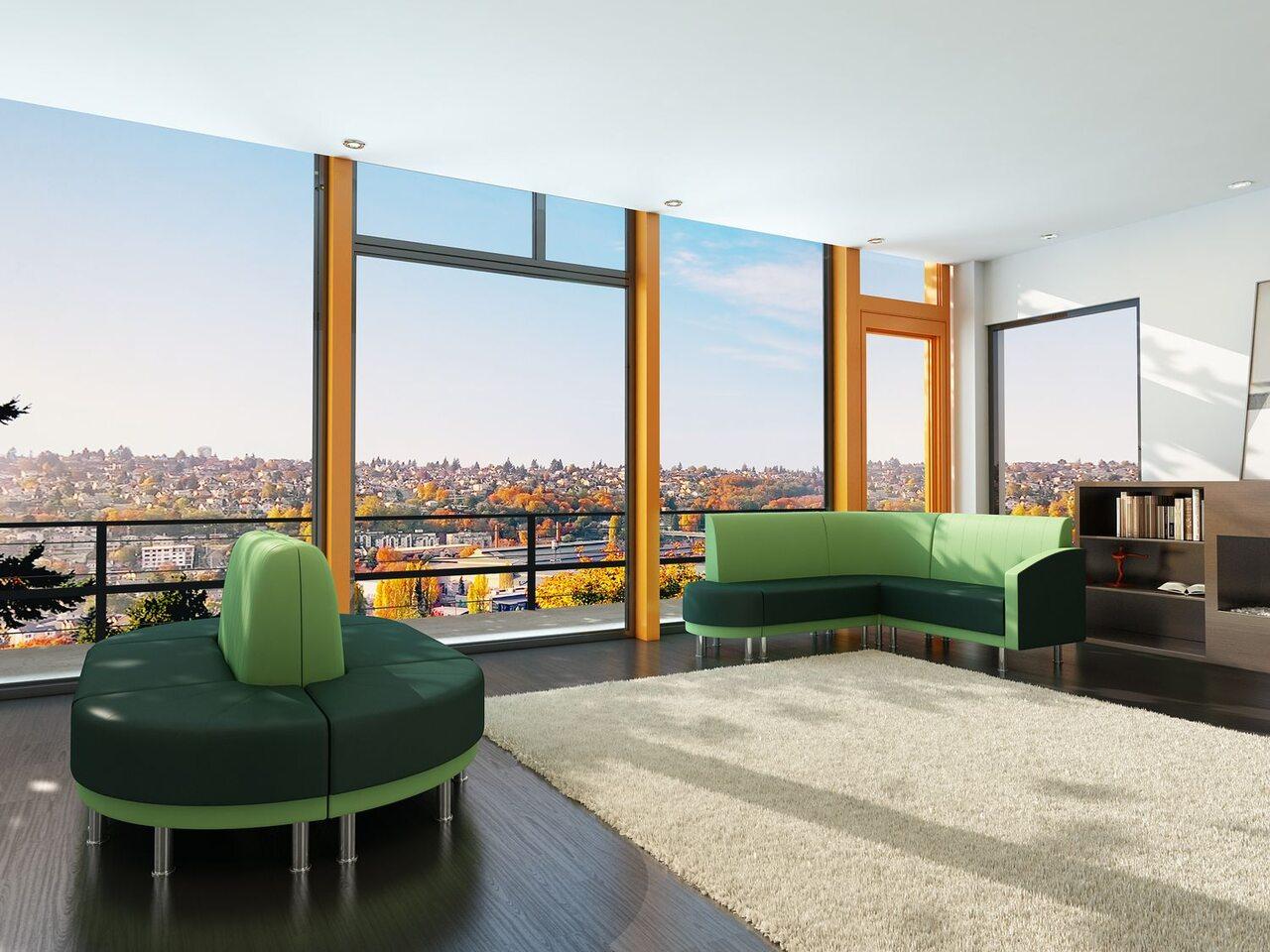 Мягкая офисная мебель Снейк - фото 3