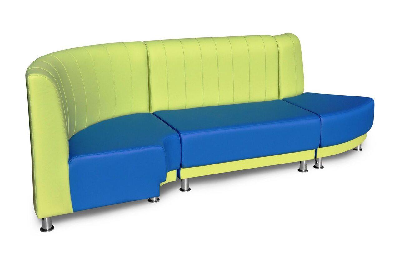 Мягкая офисная мебель Снейк - фото 4