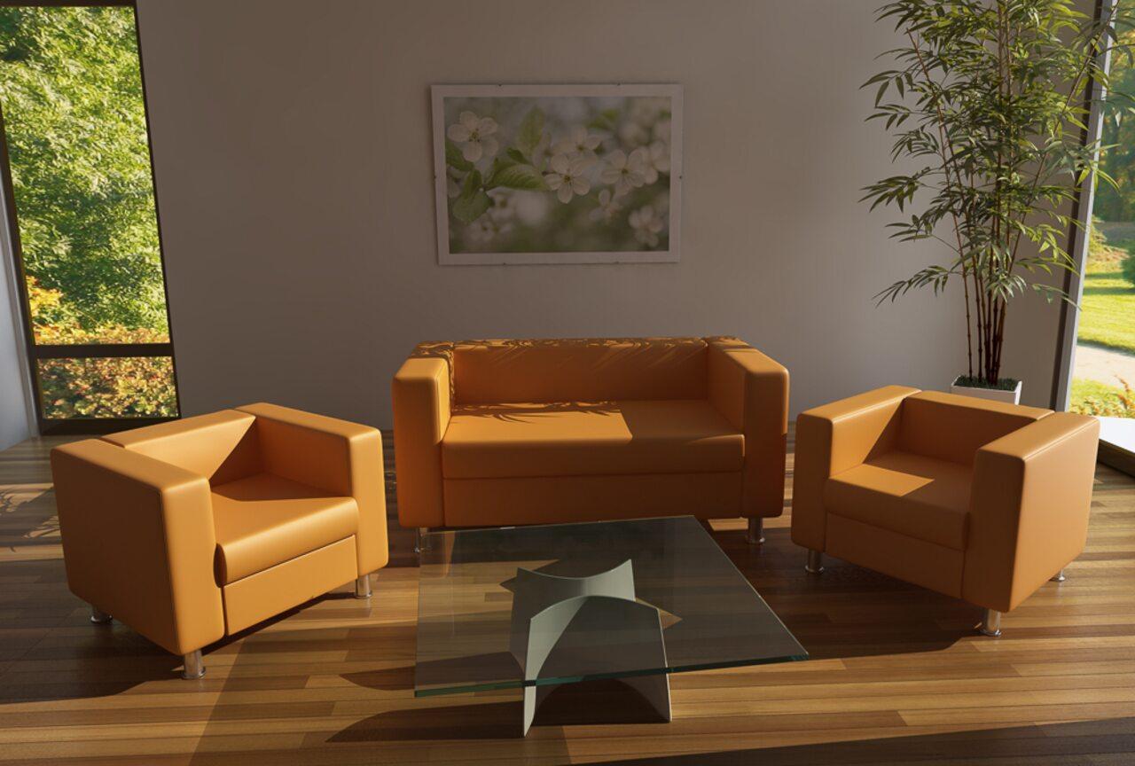 Мягкая офисная мебель АПОЛЛО - фото 2