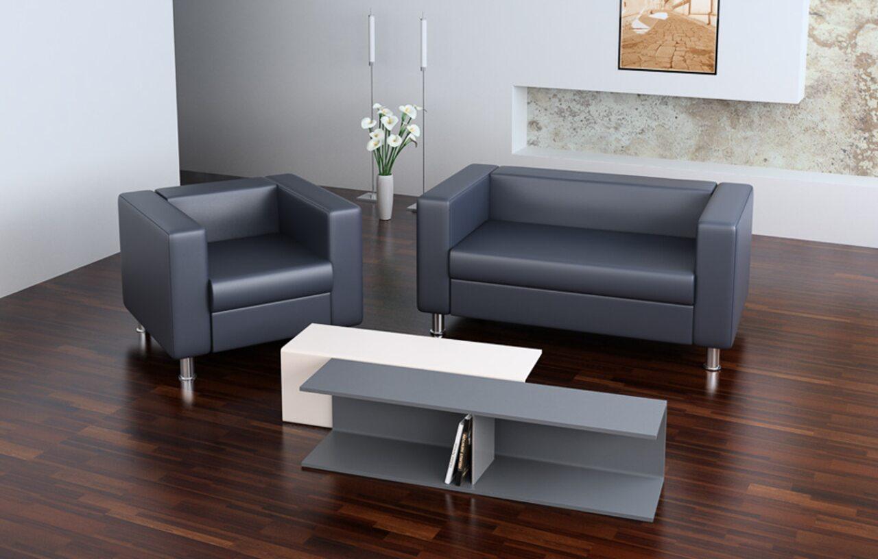 Мягкая офисная мебель АПОЛЛО - фото 1