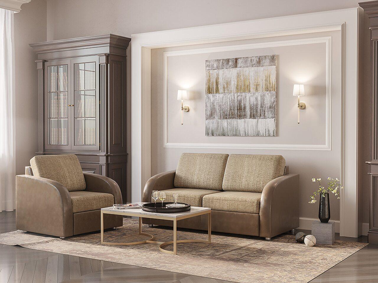 Мягкая офисная мебель БОРН - фото 1