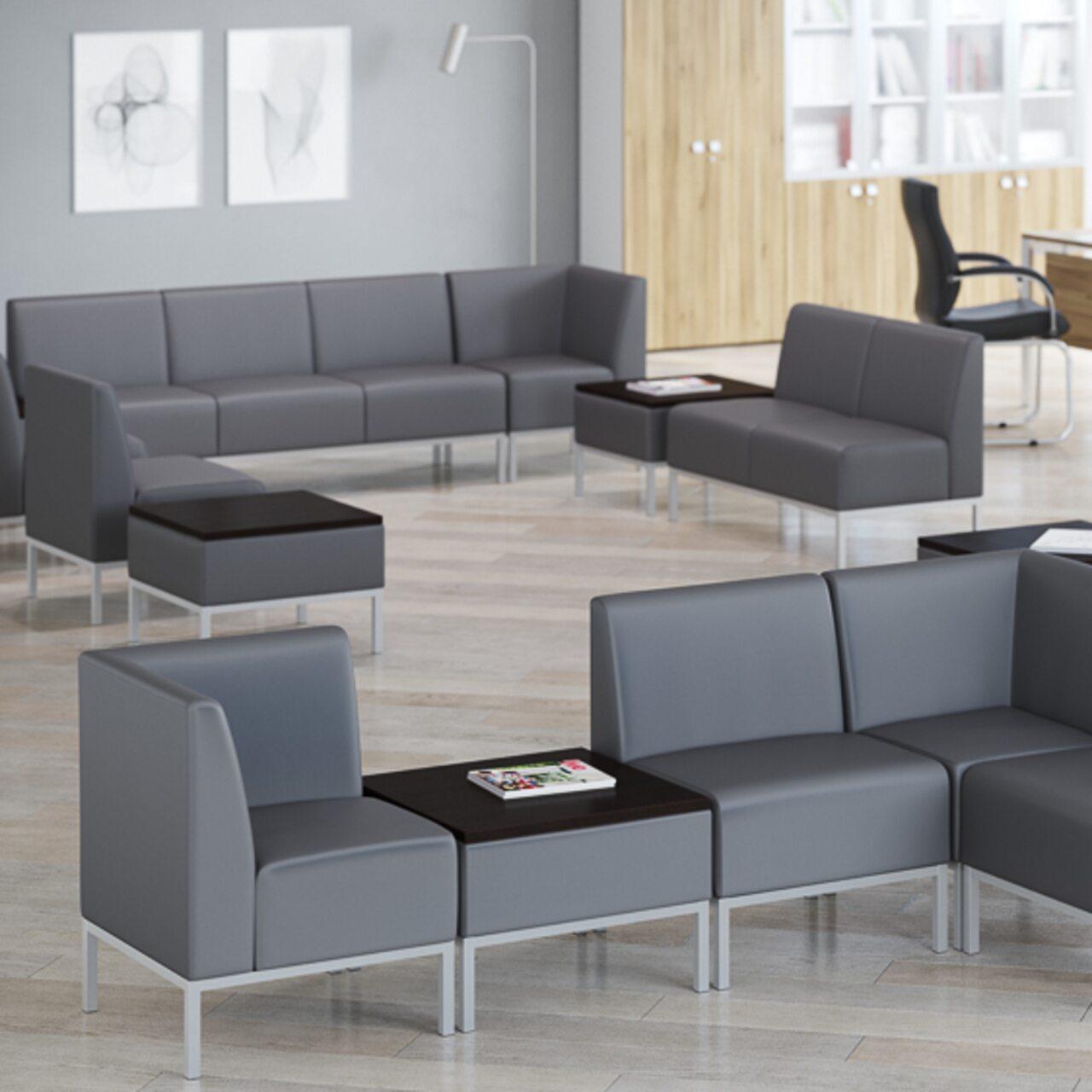 Мягкая офисная мебель КОМПАКТ - фото 1