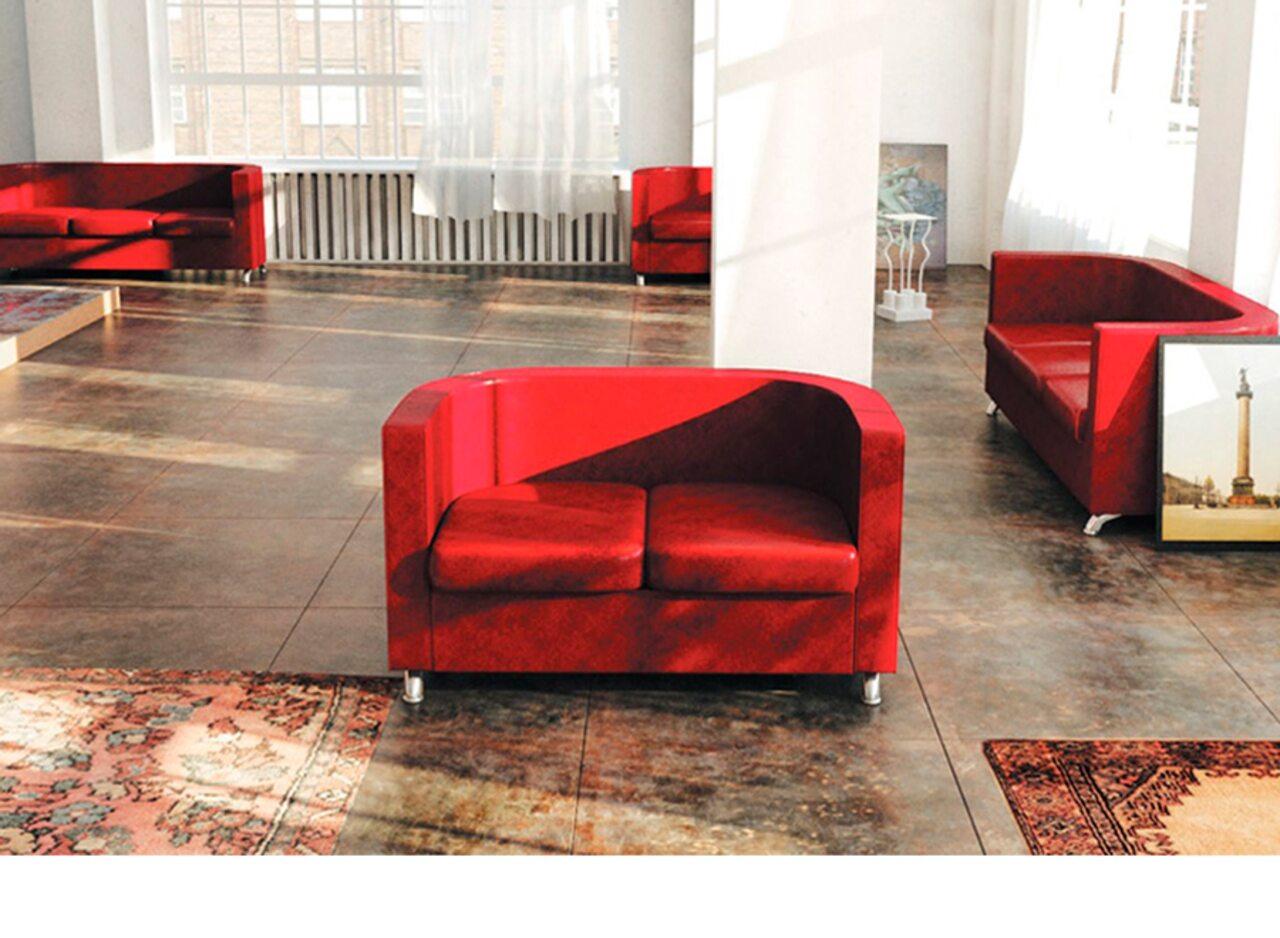 Мягкая офисная  мебель ЭРГО - фото 1