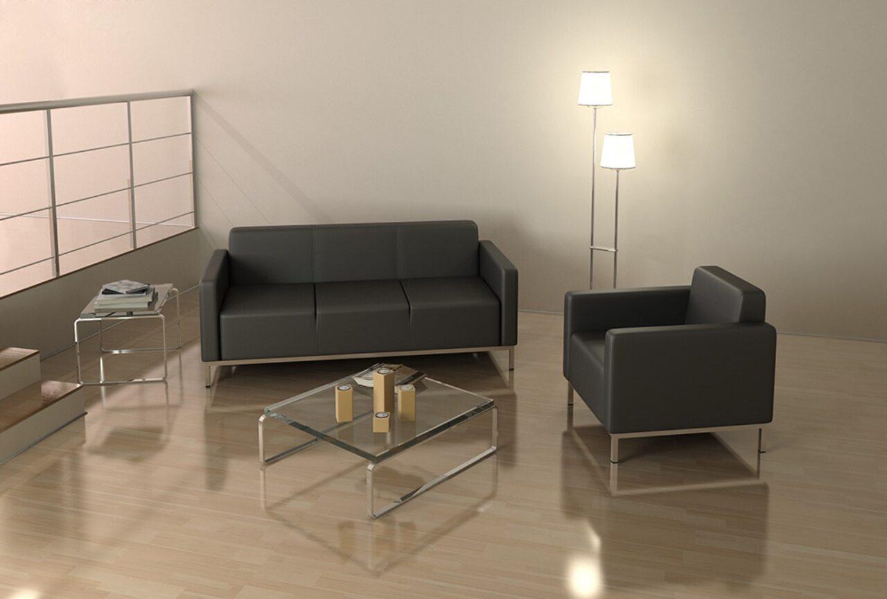 Мягкая офисная мебель ЕВРО - фото 1