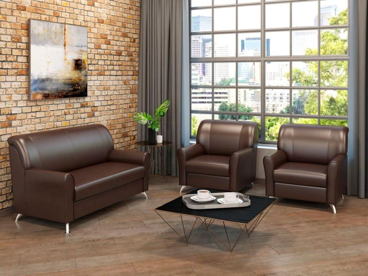 Мягкая офисная мебель ЕВРОПА - фото 1