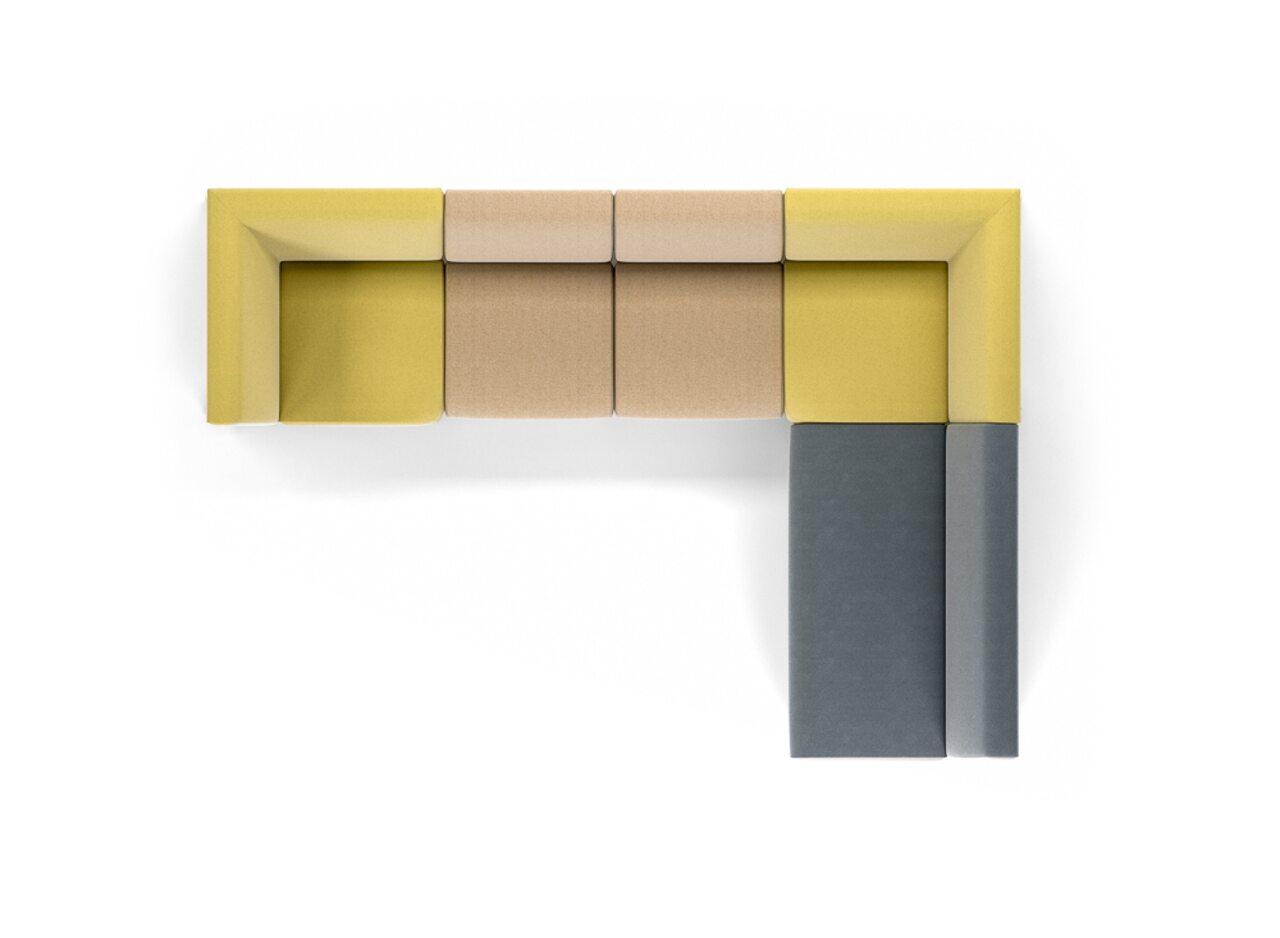 Мягкая офисная мебель ИНТЕР хром - фото 10
