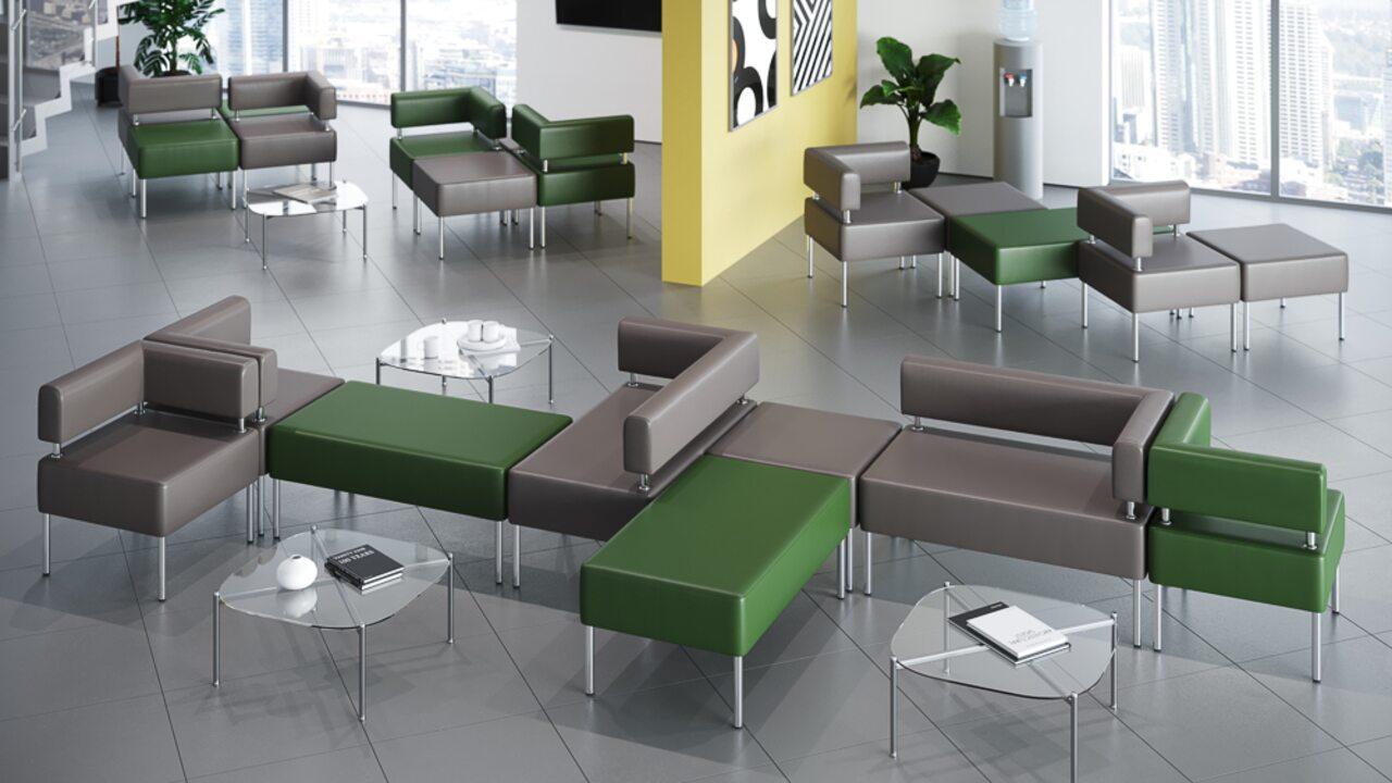 Мягкая офисная мебель МС - фото 1