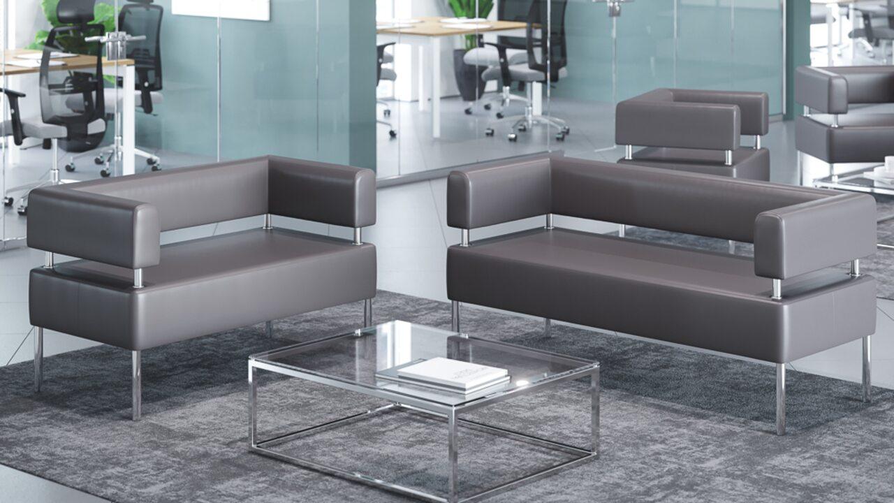 Мягкая офисная мебель МС - фото 3