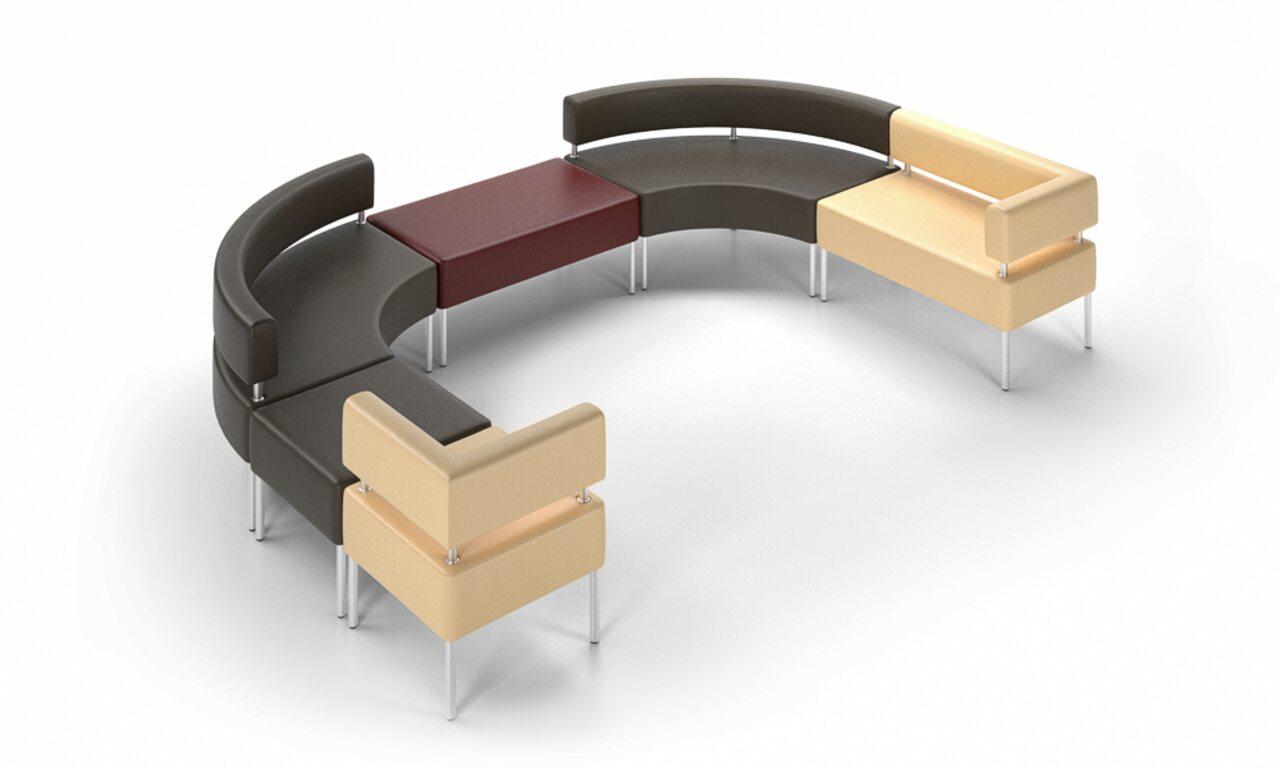 Мягкая офисная мебель МС - фото 9