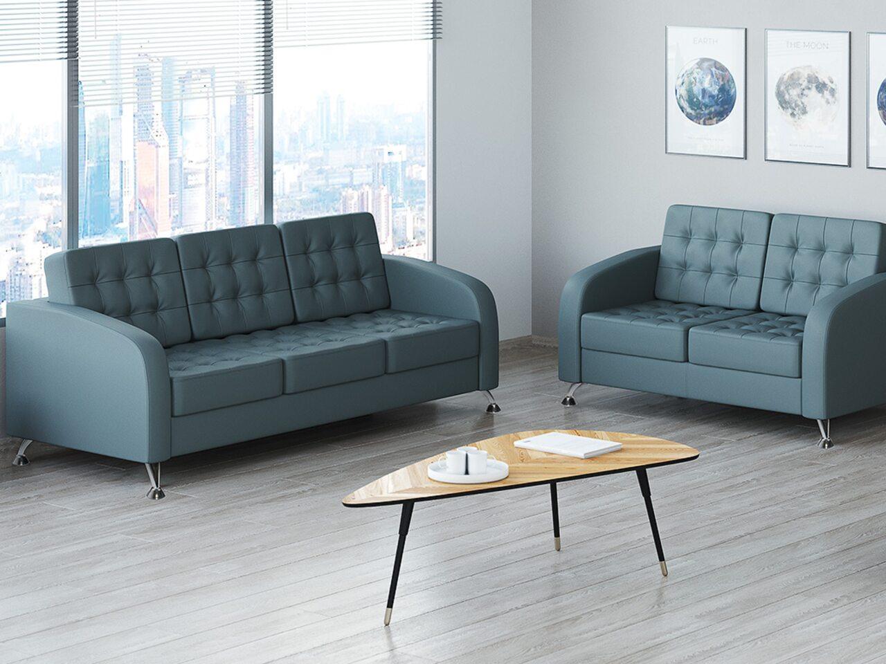 Мягкая офисная мебель РОЛЬФ - фото 1