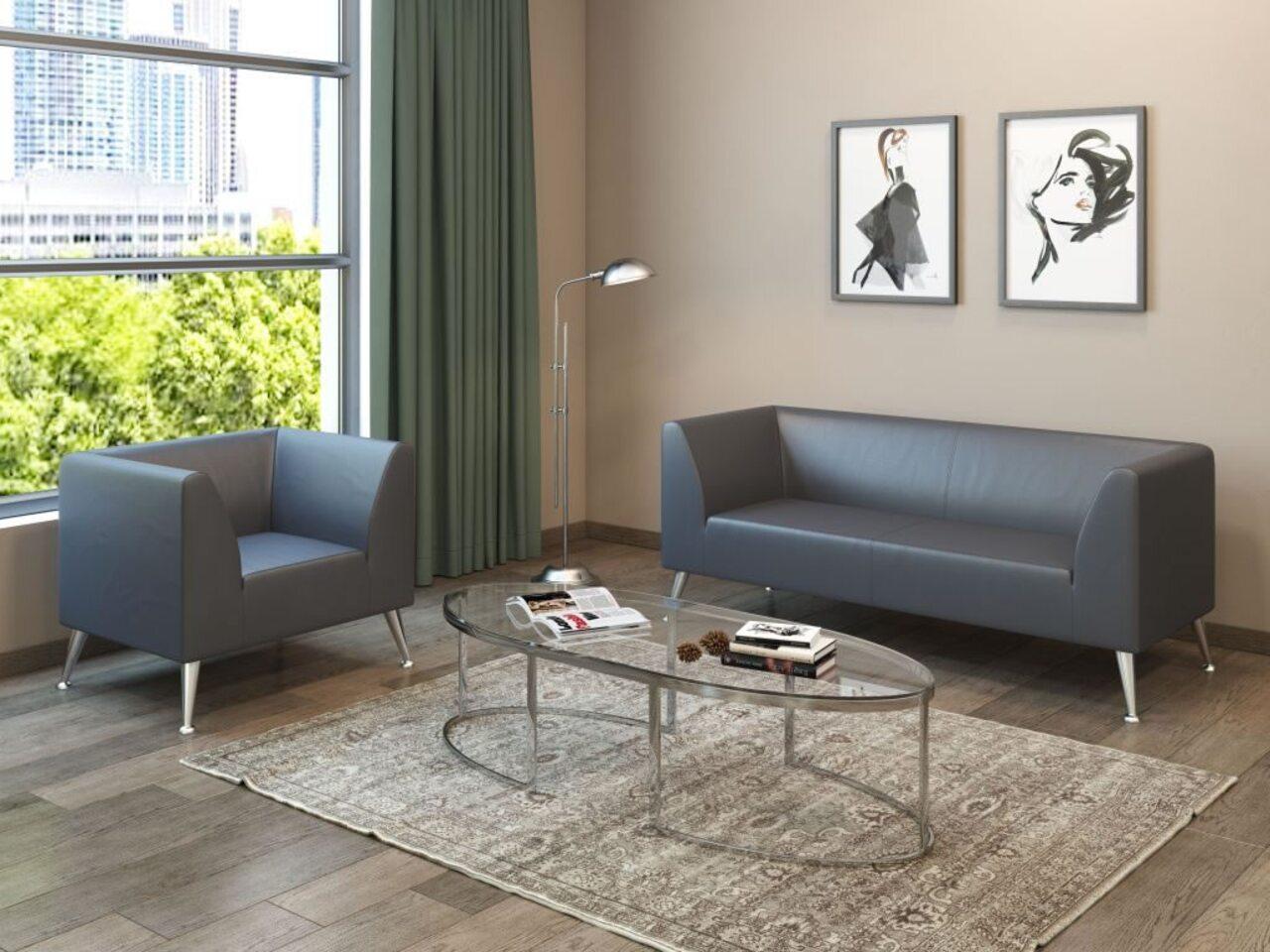 Мягкая офисная мебель УЛЬТРА  - фото 1