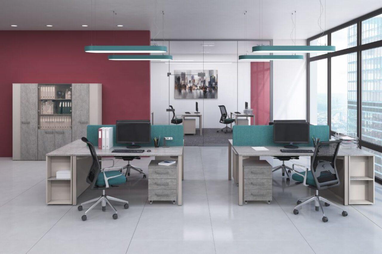 Мебель для персонала Solution - фото 1