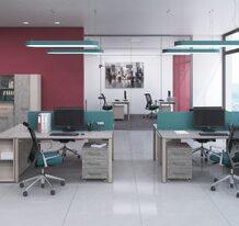 Мебель для персонала Solution
