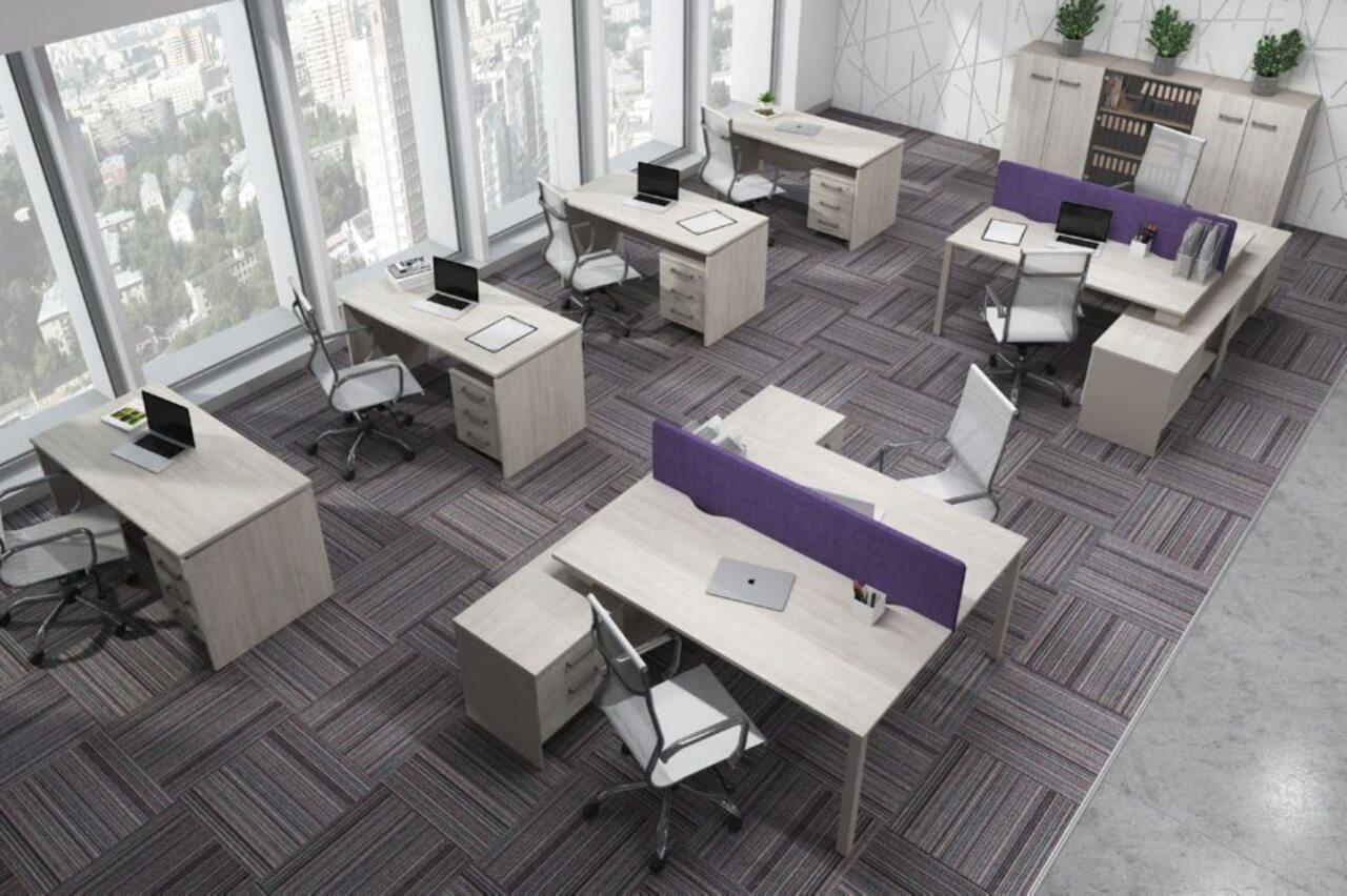 Мебель для персонала Solution - фото 14