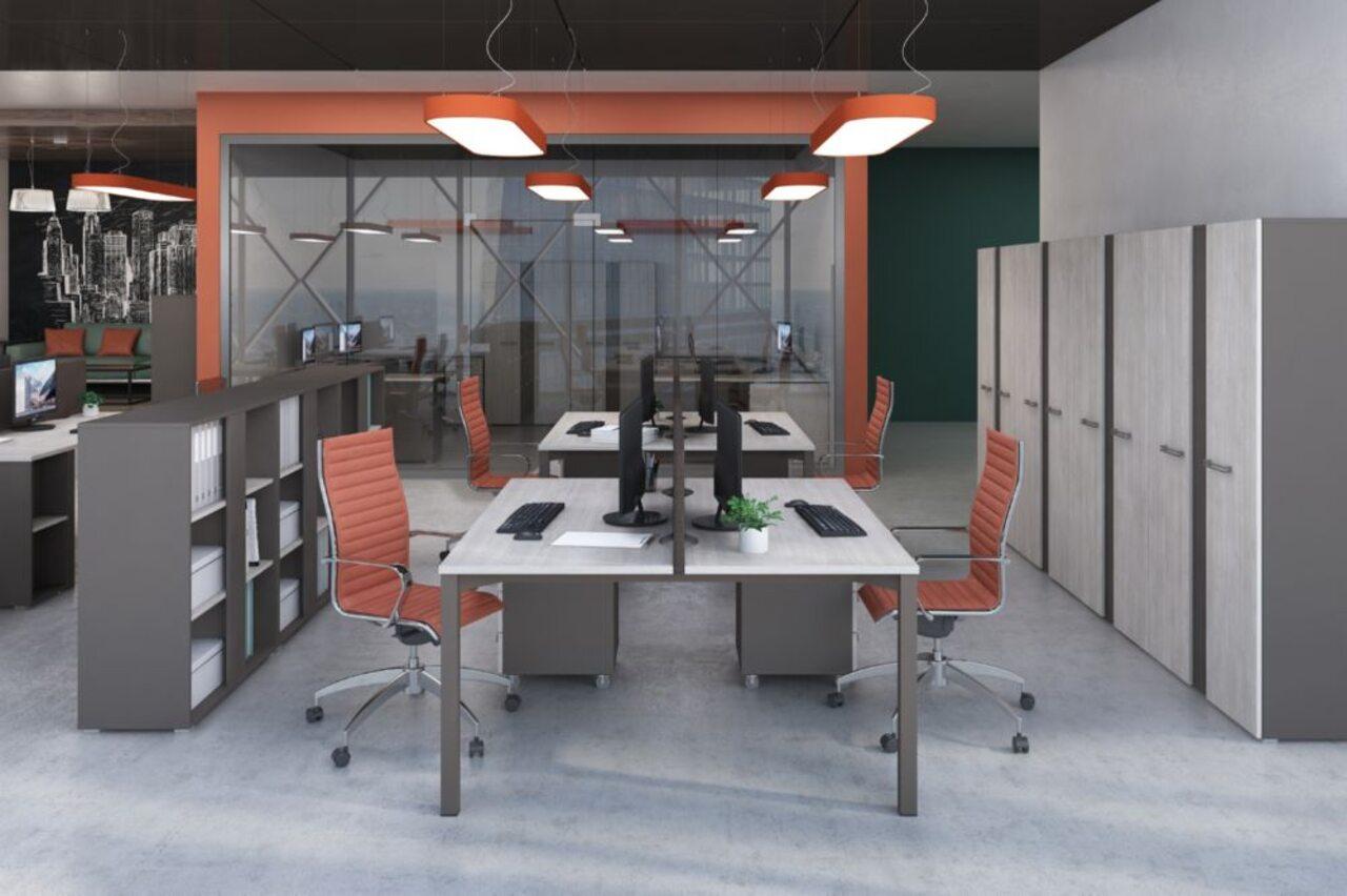 Мебель для персонала Solution - фото 2